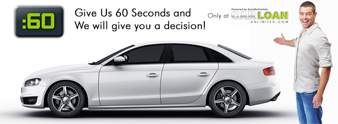60 Seconds is all it takes to get approved for a Buy Here Pay Here Orlando car loan!